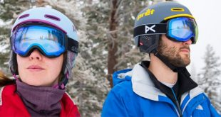 casque ski protection