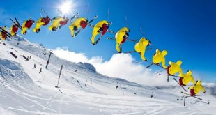 ski freestyle france