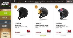 Avis sur les casques Julbo - Hommes - Snowleader