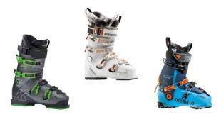 Chaussures de ski chauffantes