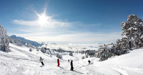 Stations de ski aux Pyrénées