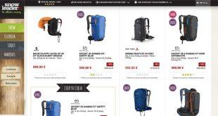 Ou acheter sac airbag ski