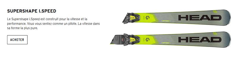 Skis Head Supershape I Speed